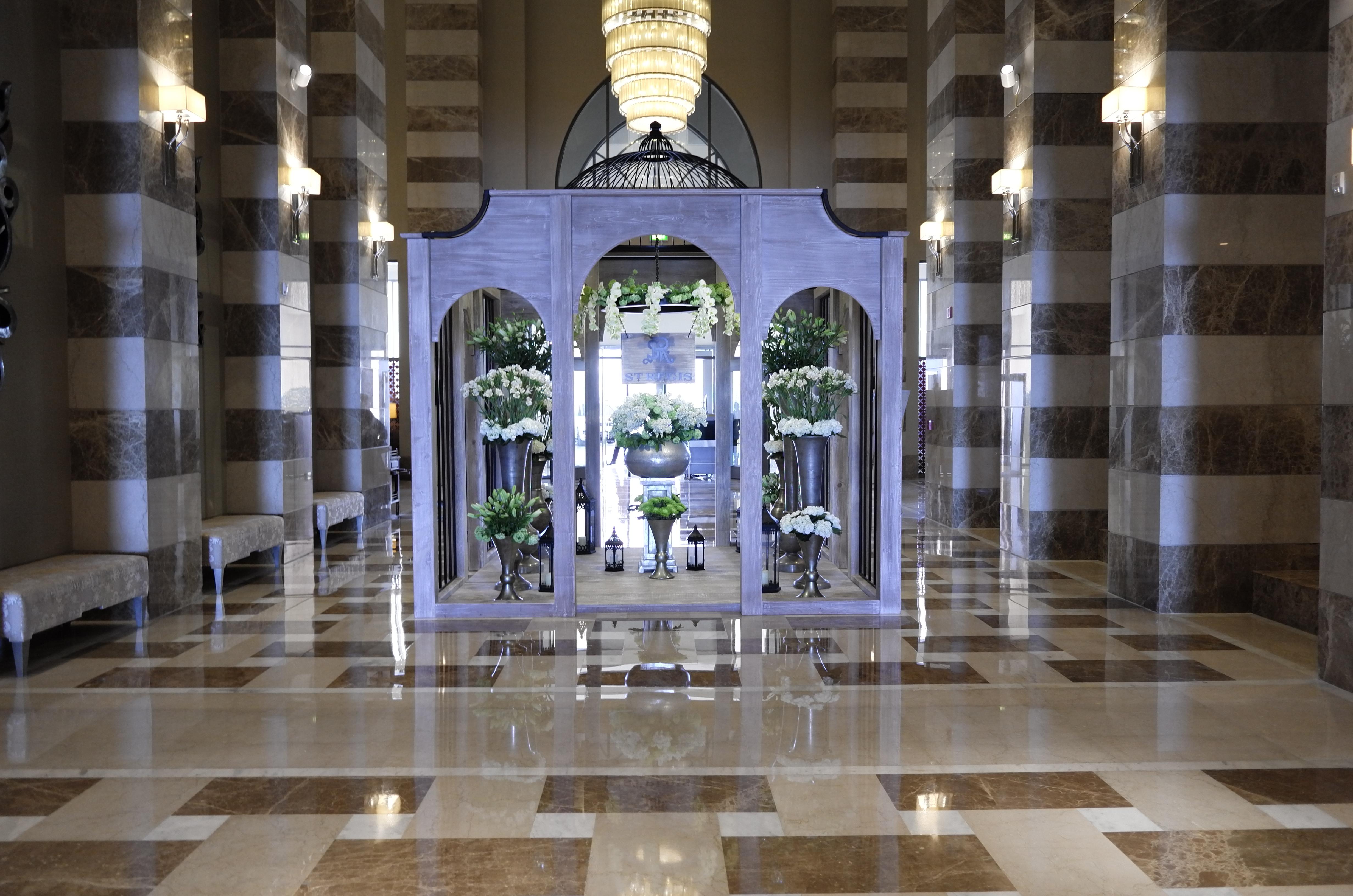 Hotel Review : セントレジスドーハ(St. Regis Doha)
