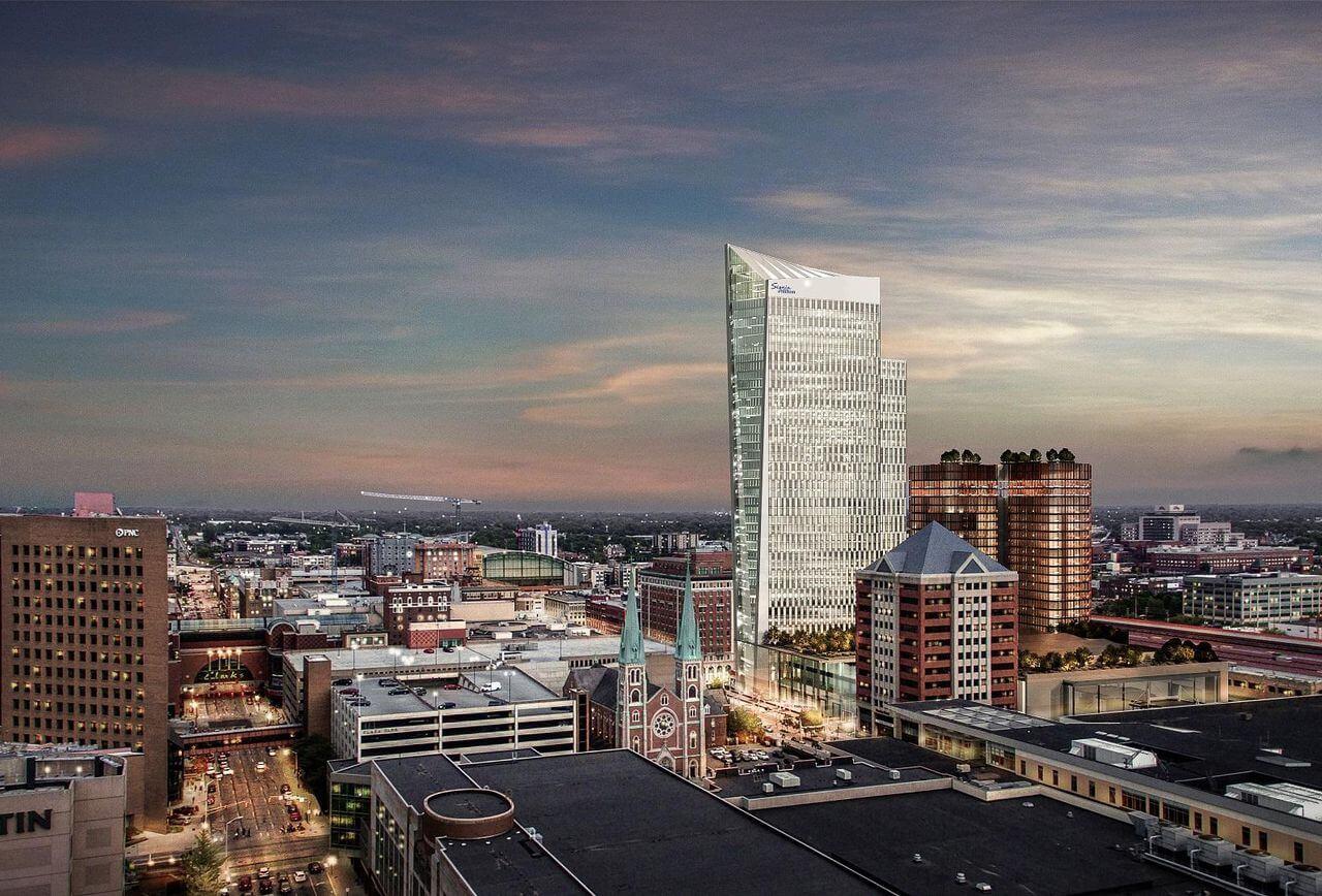ヒルトンの新しいホテルブランド「Signia Hilton」