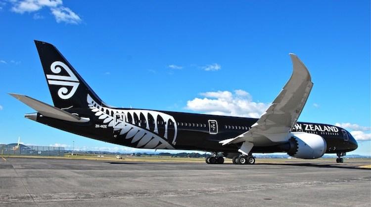 ニュージーランド航空(NZ)がソウル仁川(ICN)へ再就航