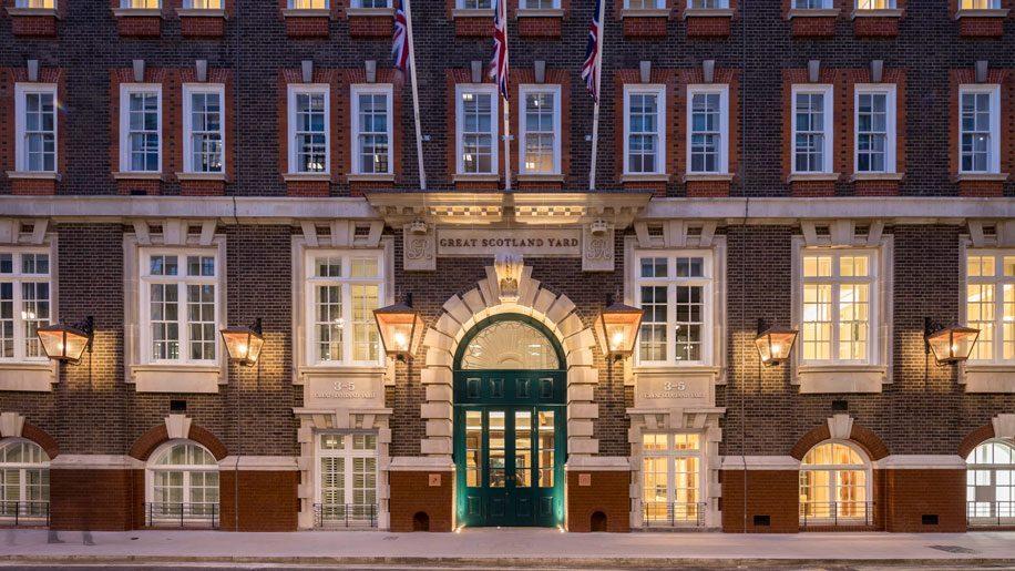 ハイアットがロンドンに初の「The Unbound Collection」をオープン