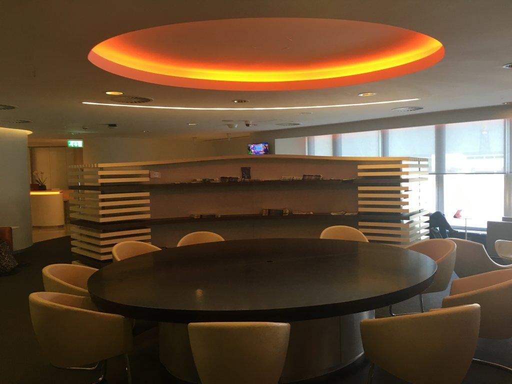 スカイチームの航空会社ラウンジを使い倒したい!(ロンドン・ヒースロー空港(LHR)ターミナル4 スカイチームラウンジ)