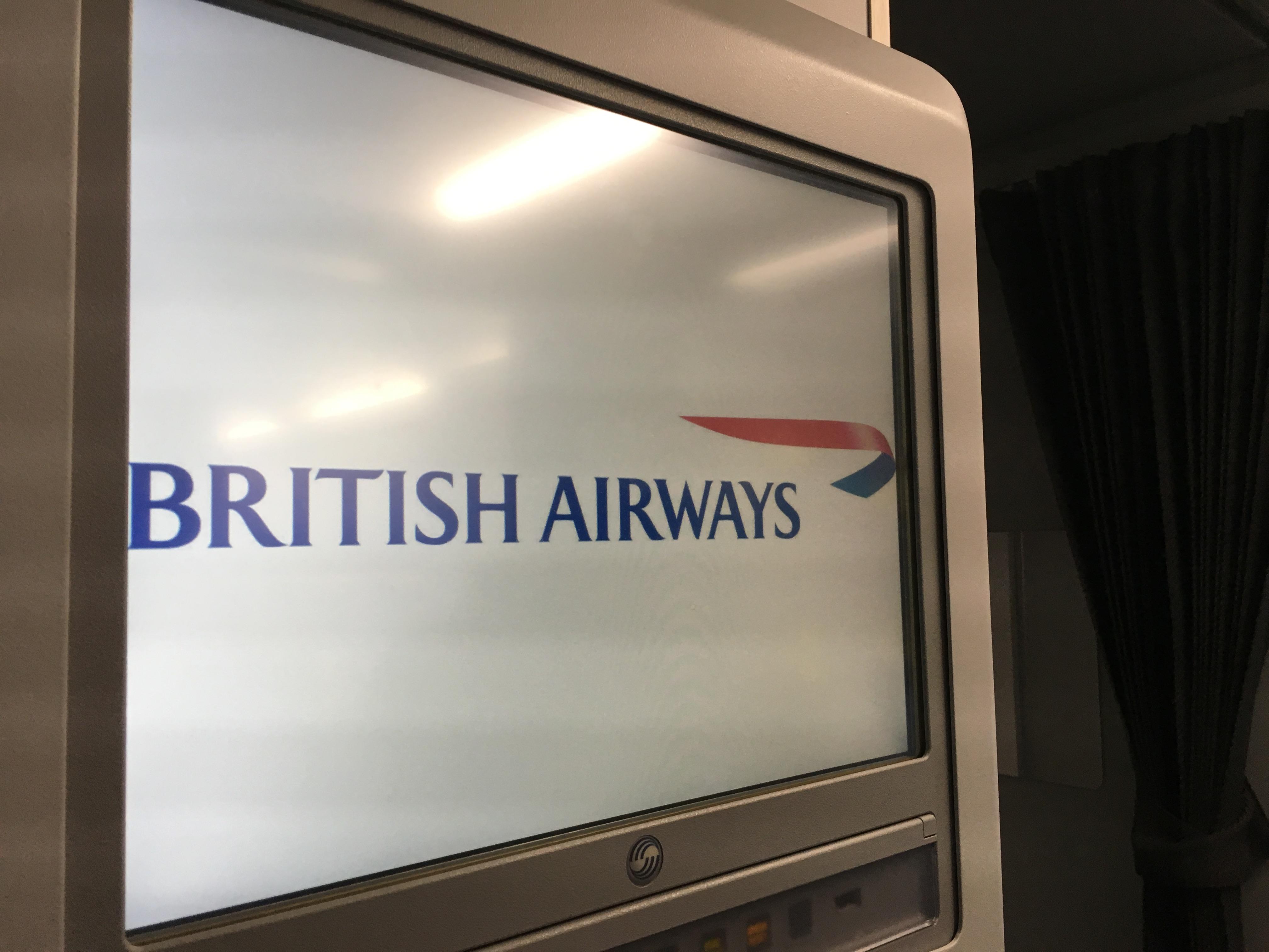 Business Class Review : ブリティッシュ・エアウェイズ(BA) BA429  アムステルダム(AMS) – ロンドンヒースロー(LHR)