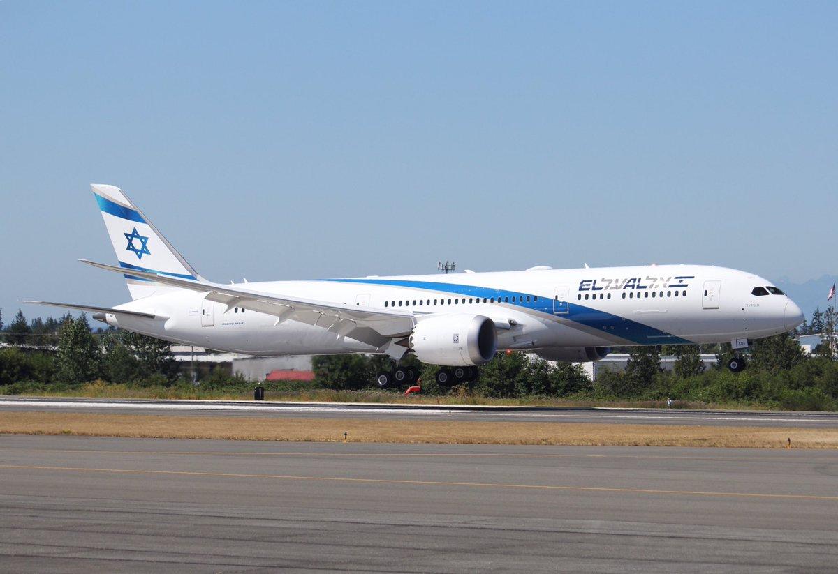 エルアル航空(LY)が日本に就航します(2020年3月から)