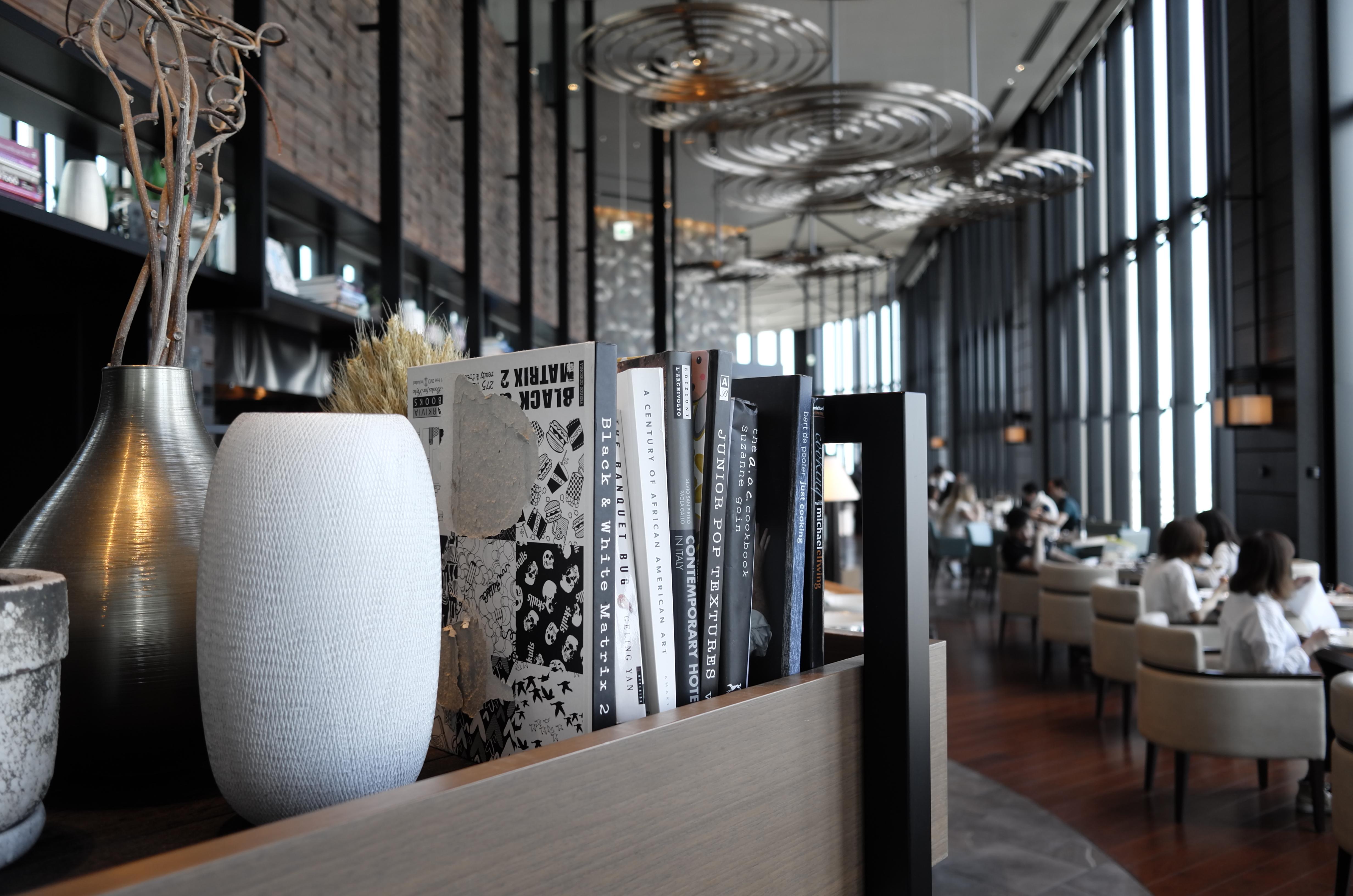 Hotel Review : コンラッド大阪(Conrad Osaka)