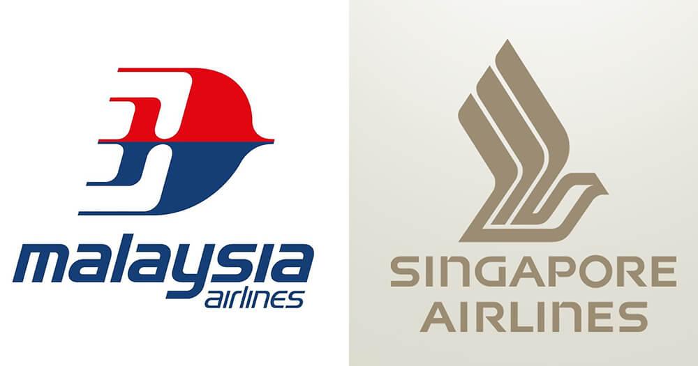 シンガポール航空(SQ)とマレーシア航空(MH)の提携強化。合併間近か?!