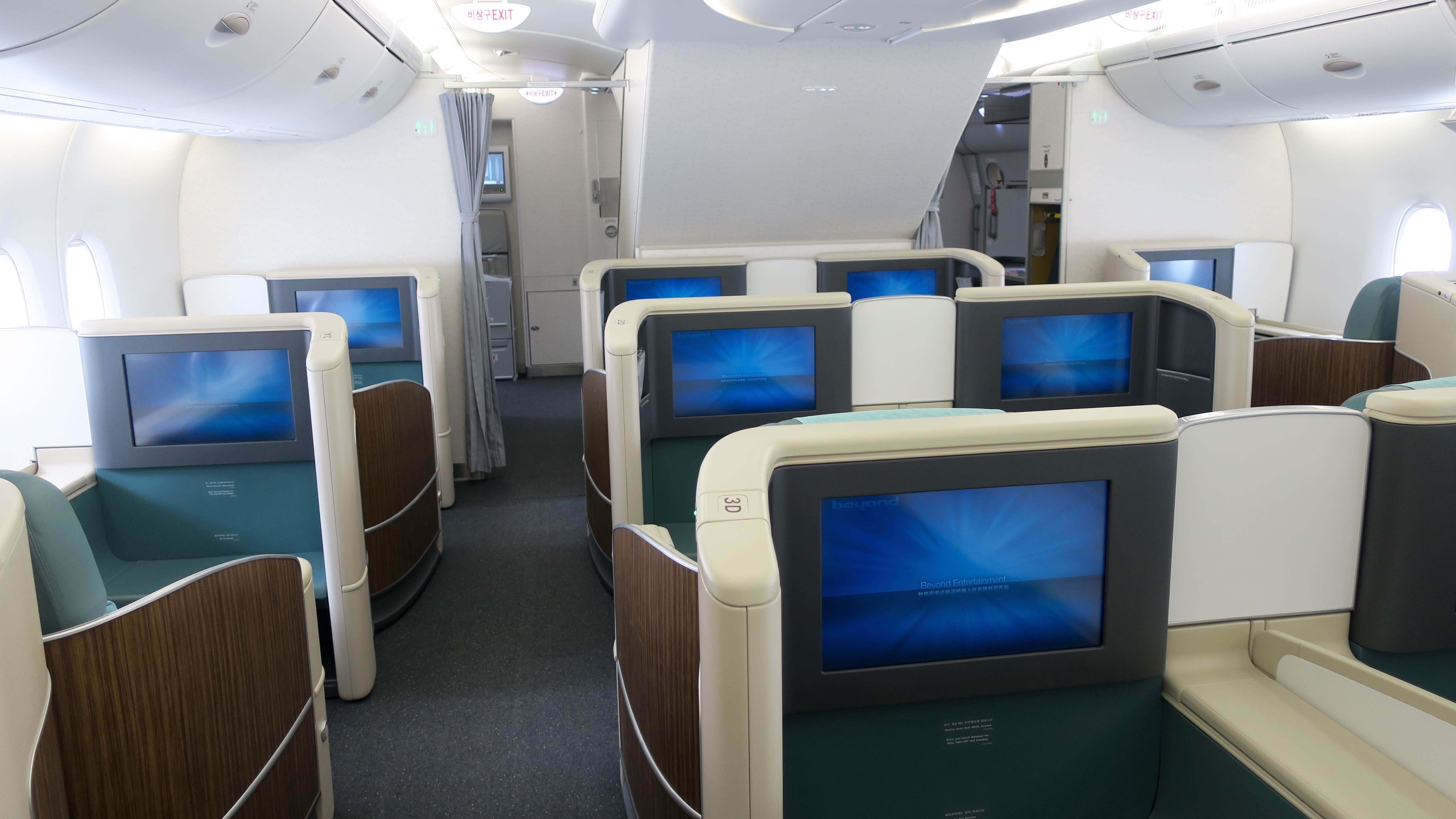 大韓航空(KE)のマイレージ加算率が変更(提携航空会社フライト時、2019/7/1搭乗分から)
