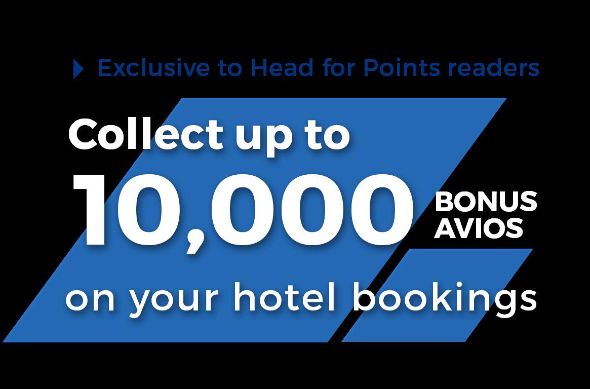 ホテル予約でブリティッシュ・エアウェイズ(BA)のAviosを加速度的に獲得できるキャンペーン実施中(2019/7/31予約分まで)