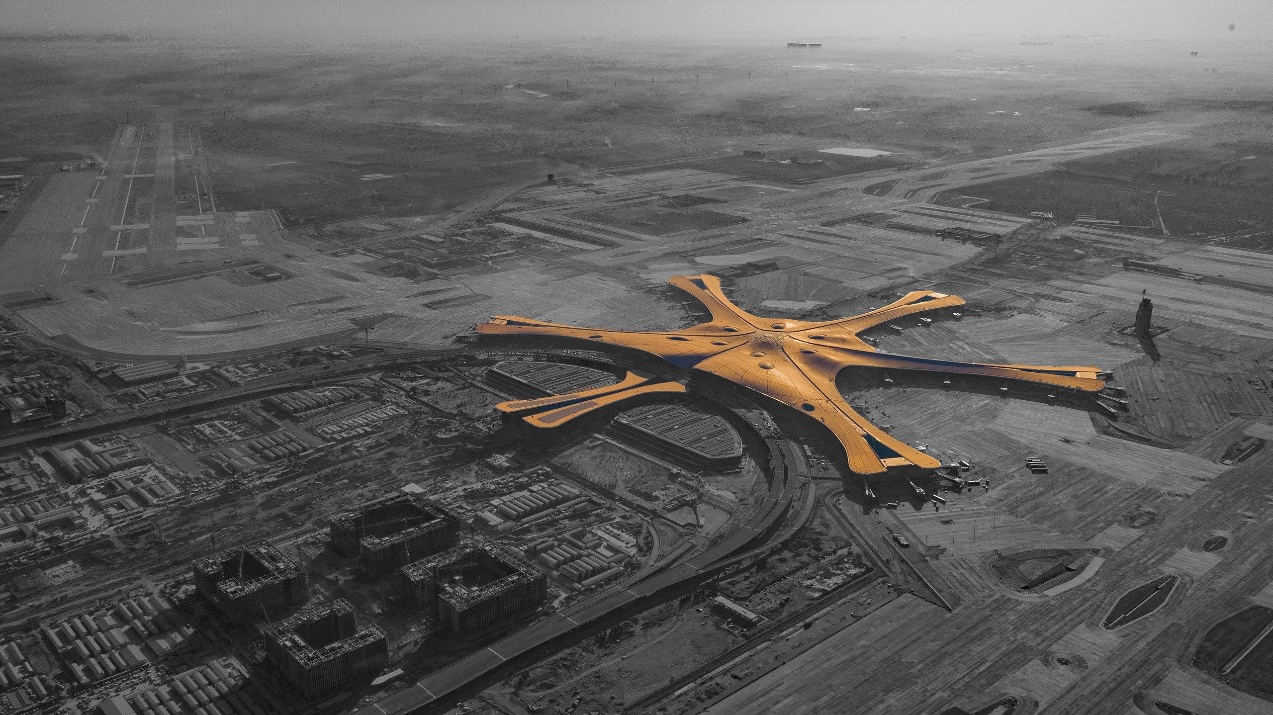 北京の新しい空港「北京大興国際空港(PKX)」を利用する航空会社まとめ(2019年10月現在)