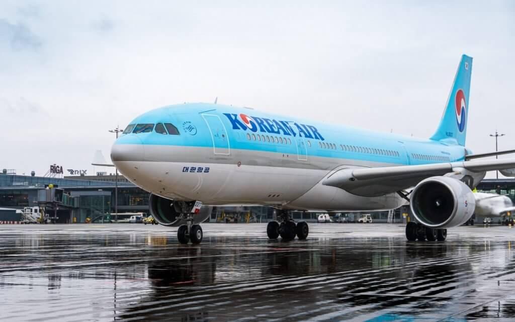 大韓航空(KE)がフィジー路線を休止(2019/10/1から)