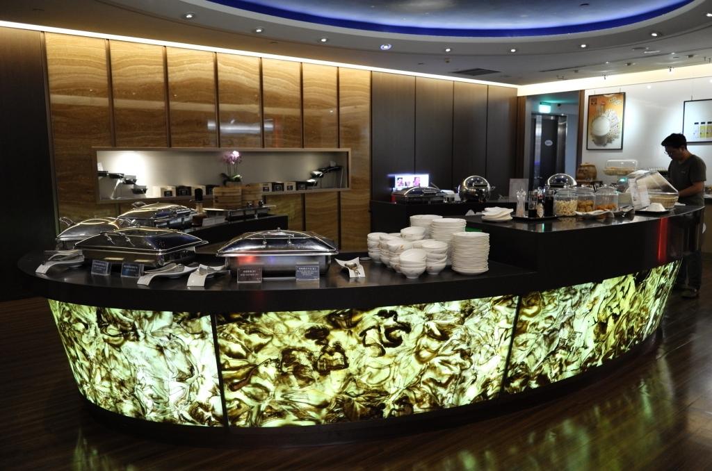 Lounge Review : 台北桃園空港(TPE)ターミナル2 エバー航空(BR) The Starラウンジ