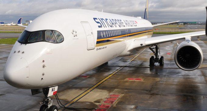 シンガポール航空(SQ)の新しい機材「エアバス A350-900」にお得に搭乗できる路線