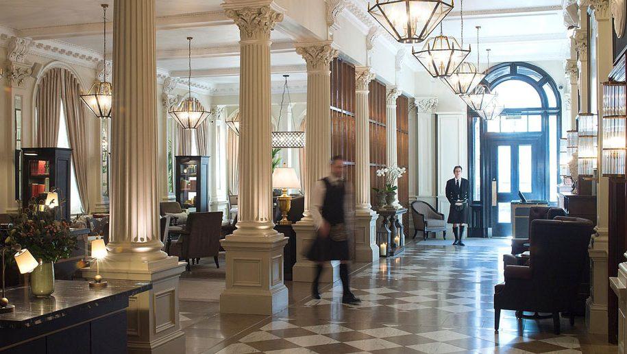 インターコンチネンタルホテル(Intercontinental Hotel)とキンプトンホテル(Kimpton Hotel)がエディンバラにオープン