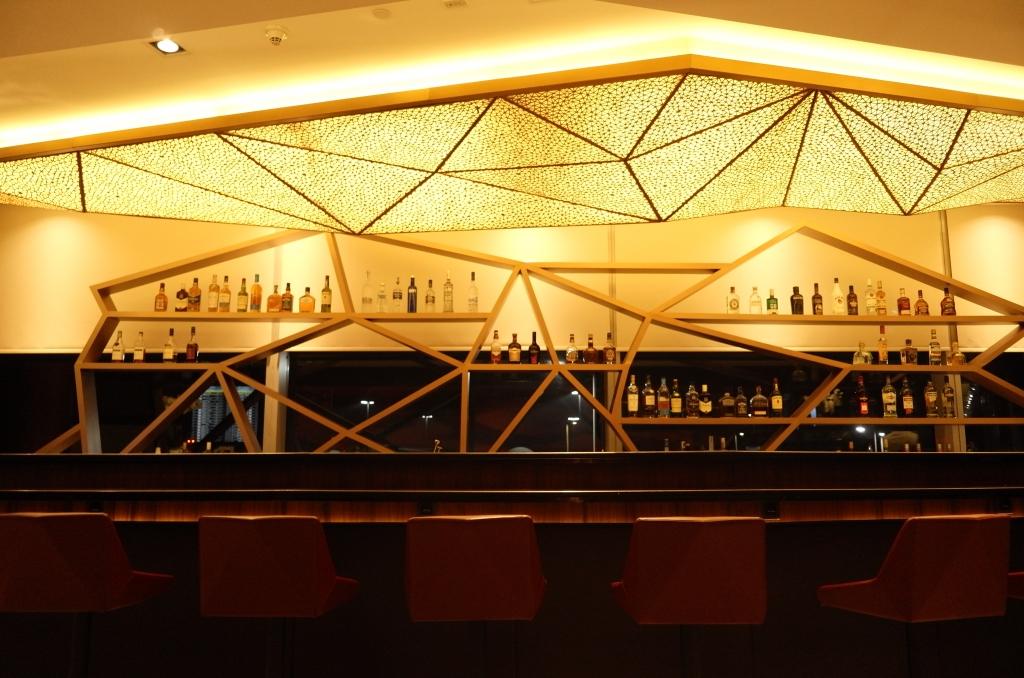 Lounge Review : アブダビ空港(AUH) エティハド航空(EY) ファーストクラスラウンジ