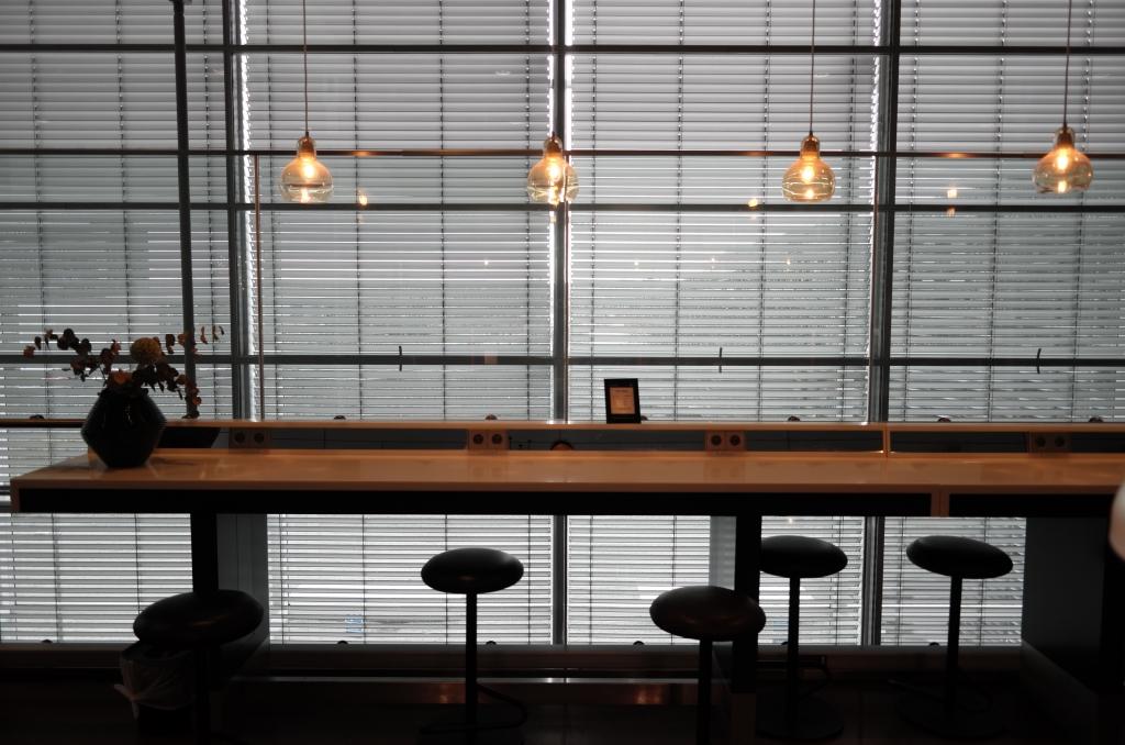 Lounge Review : ストックホルム・アーランダ空港(ARN) ストックホルム・アーランダラウンジ(Stockholm Arlanda Lounge)