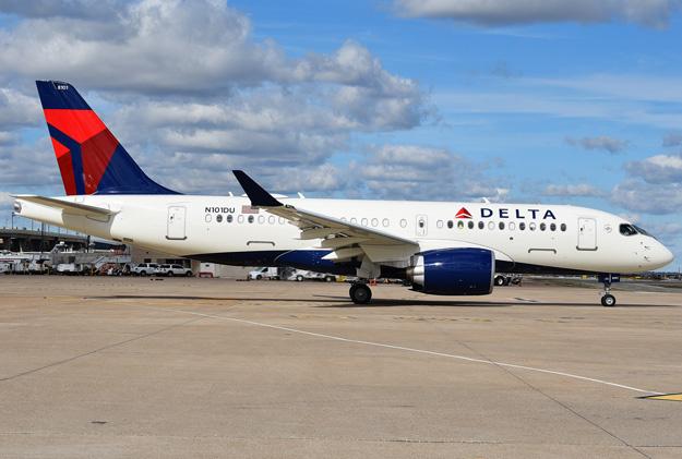 デルタ航空(DL)が成田空港(NRT)を去る日