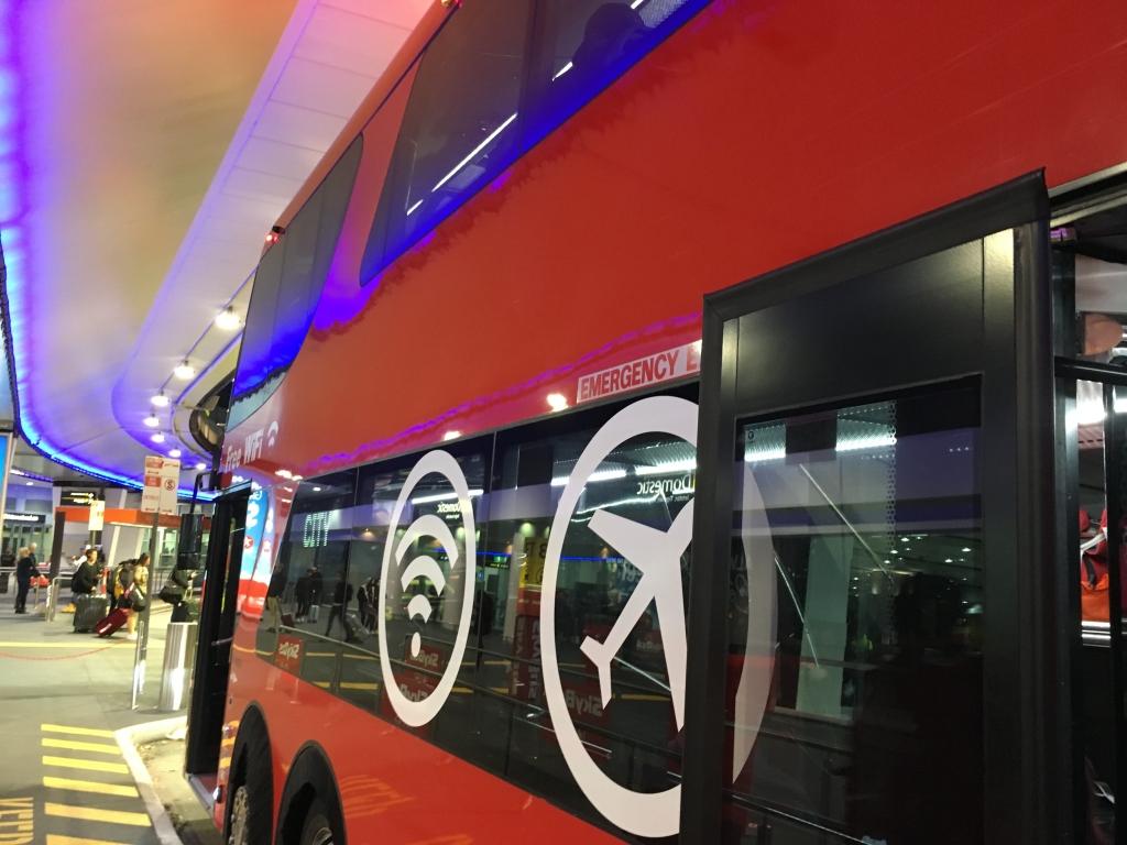 メルボルン空港(MEL)と市内を結ぶスカイバス(SkyBus)のチケット購入方法。ヴァージン・オーストラリア(VA)のマイレージも獲得しよう!