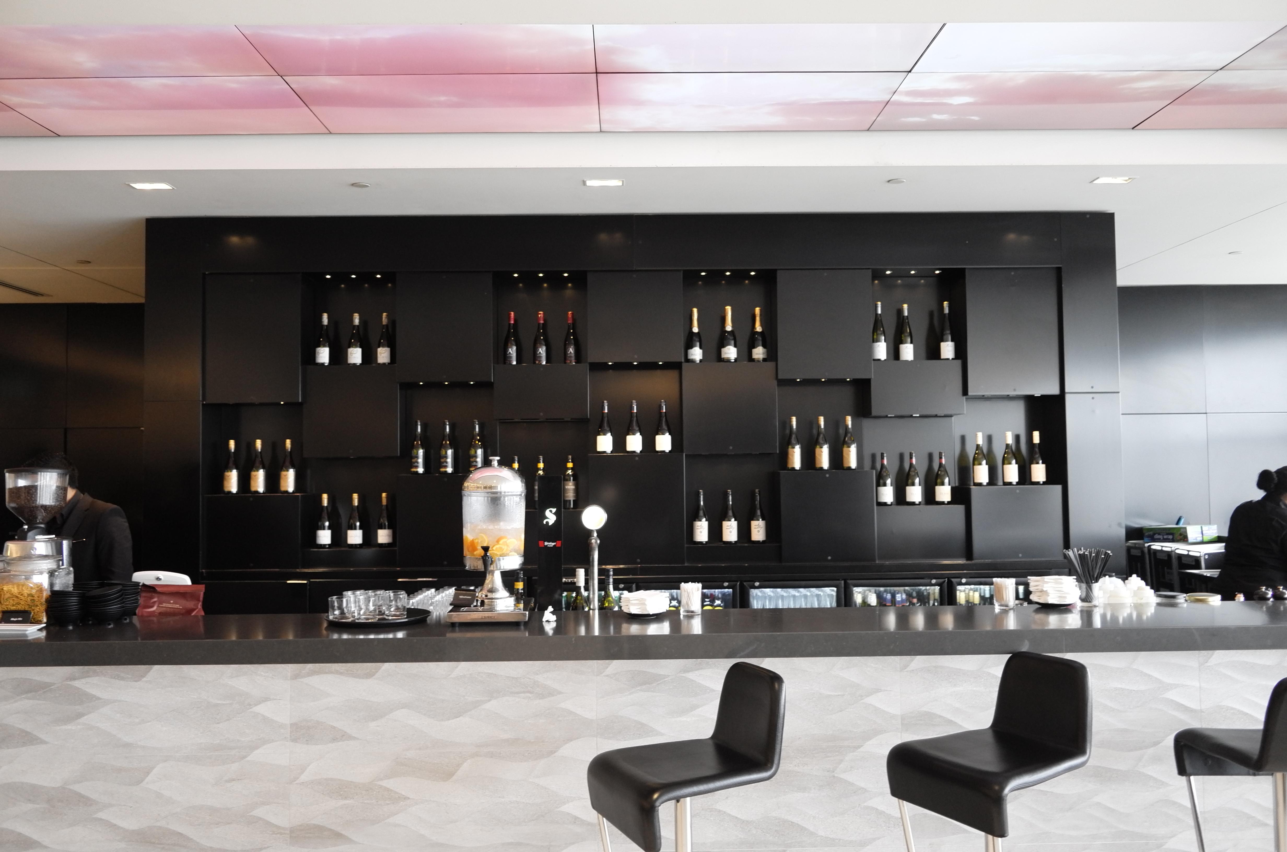 Lounge Review : オークランド空港(AKL) ニュージーランド航空(NZ) インターナショナルラウンジ(International Lounge)