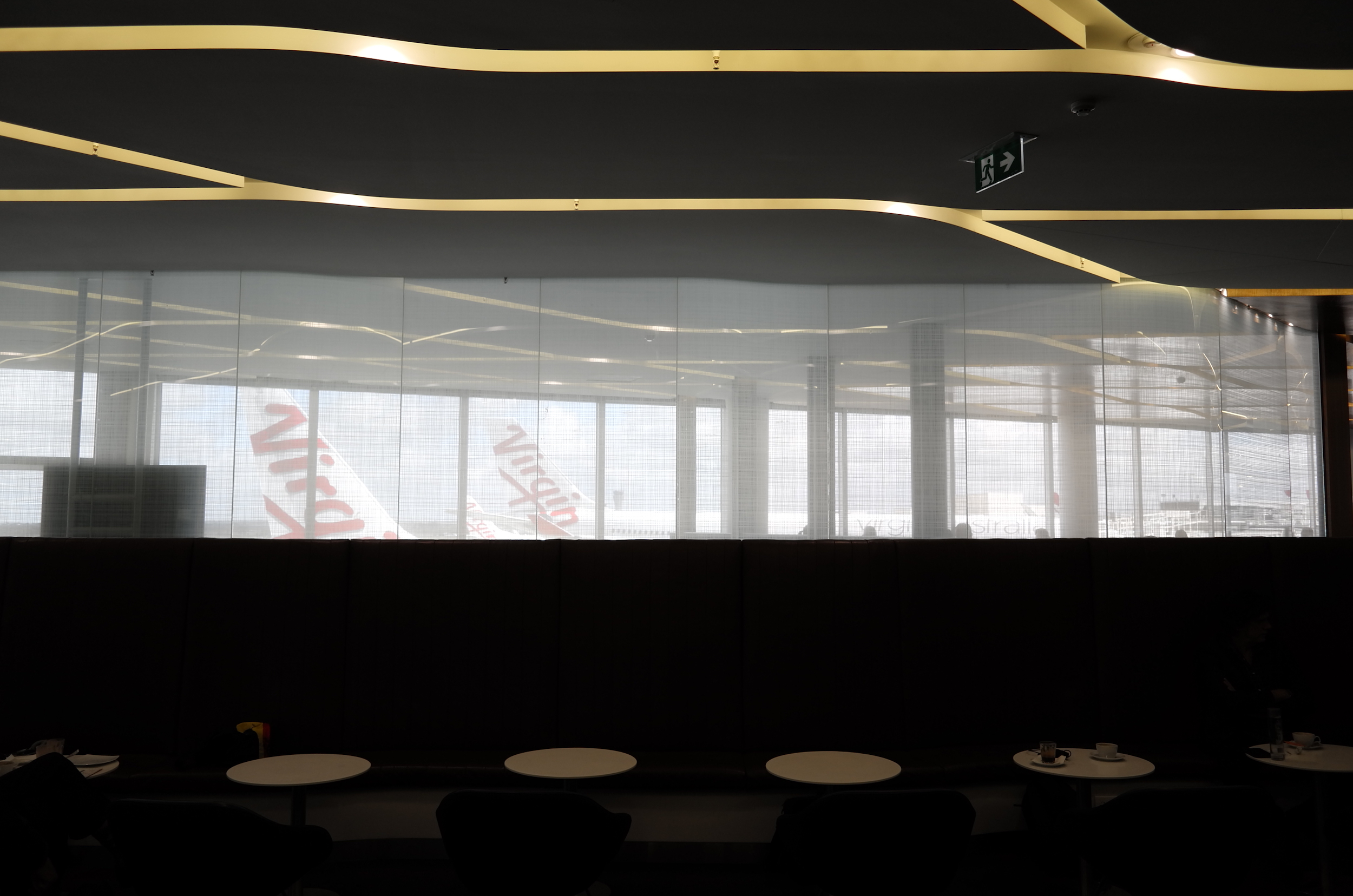 Lounge Review : メルボルン空港(MEL) ヴァージン・オーストラリア(VA) 国内線ラウンジ