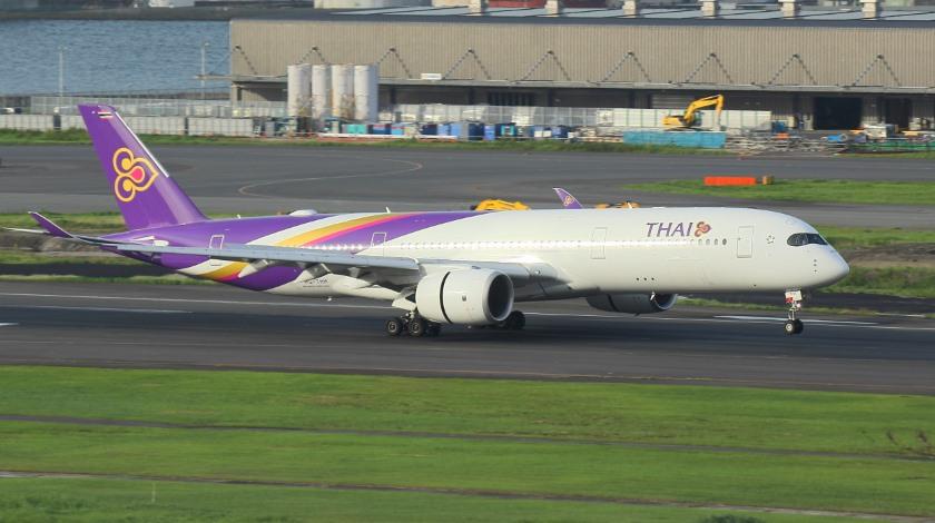 タイ国際航空(TG)のエアバス A350 就航路線まとめ(2019年9月版)