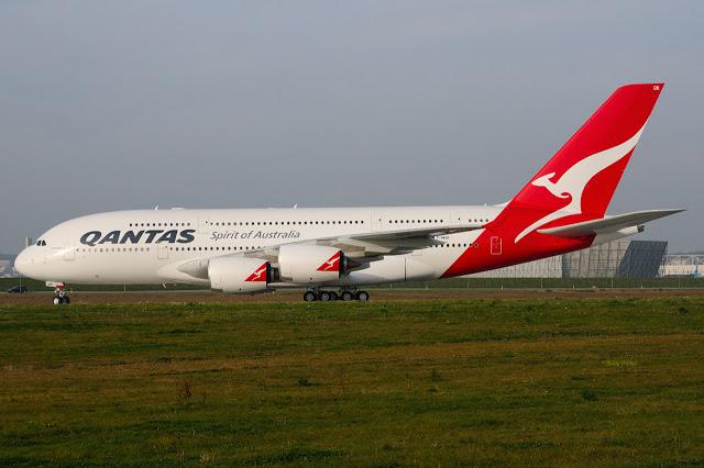 カンタス航空(QF)のA380就航路線まとめ