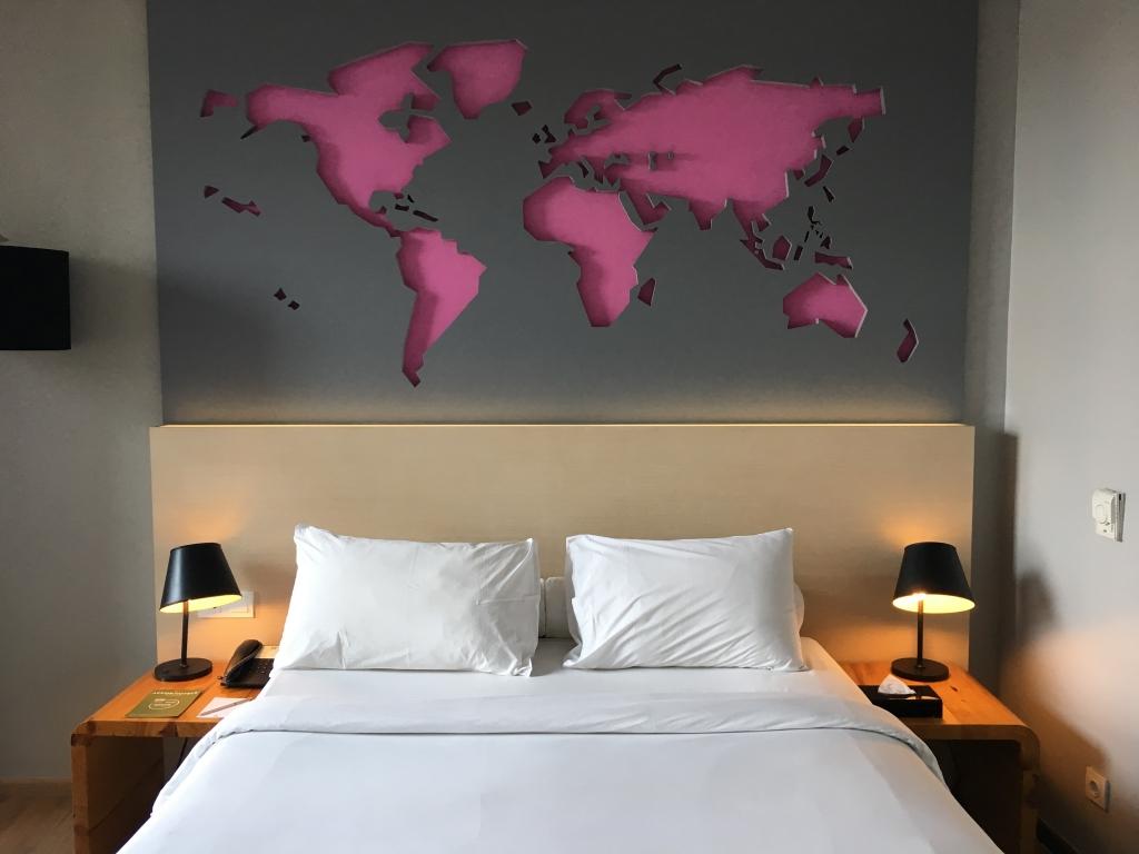 Hotel Review : イビススタイルズ ジャカルタエアポート(Ibis Styles Jakarta Airport)
