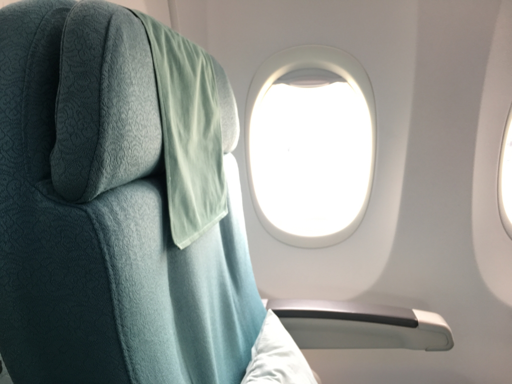 Business Class Review : 大韓航空(KE) KE765 ソウル仁川(ICN) – 札幌新千歳(CTS)