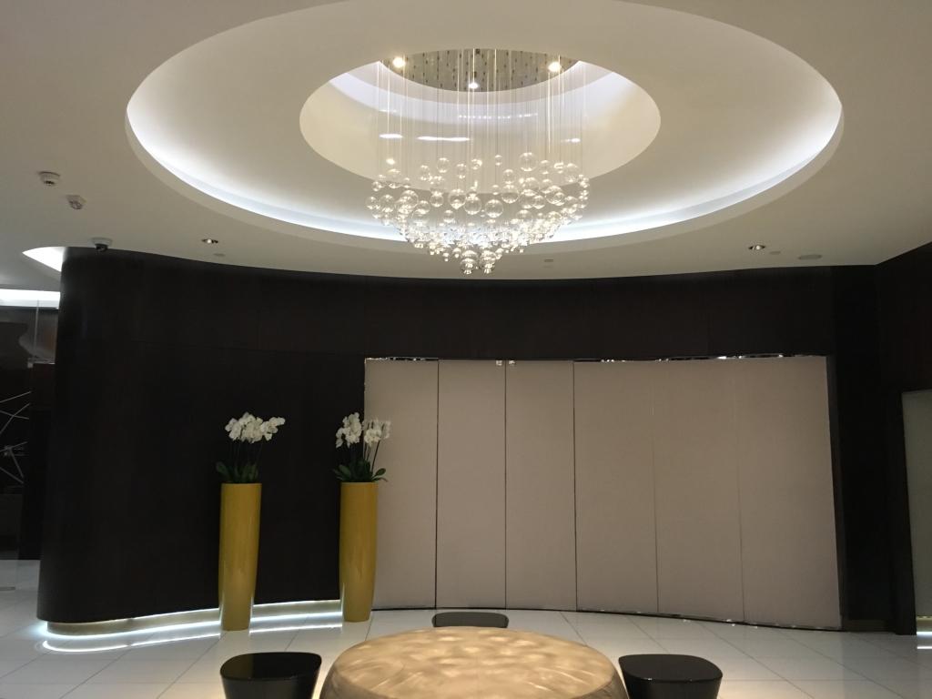 Lounge Review : アブダビ空港(AUH)ターミナル3 エティハド航空(EY) ビジネスクラスラウンジ
