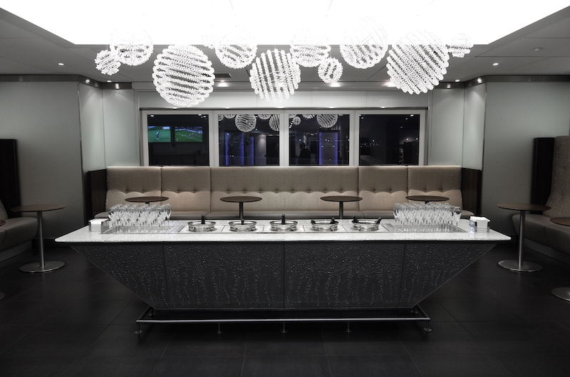 Lounge Review : ロンドンヒースロー空港(LHR)ターミナル3 ブリティッシュ・エアウェイズ(BA)ファーストラウンジ