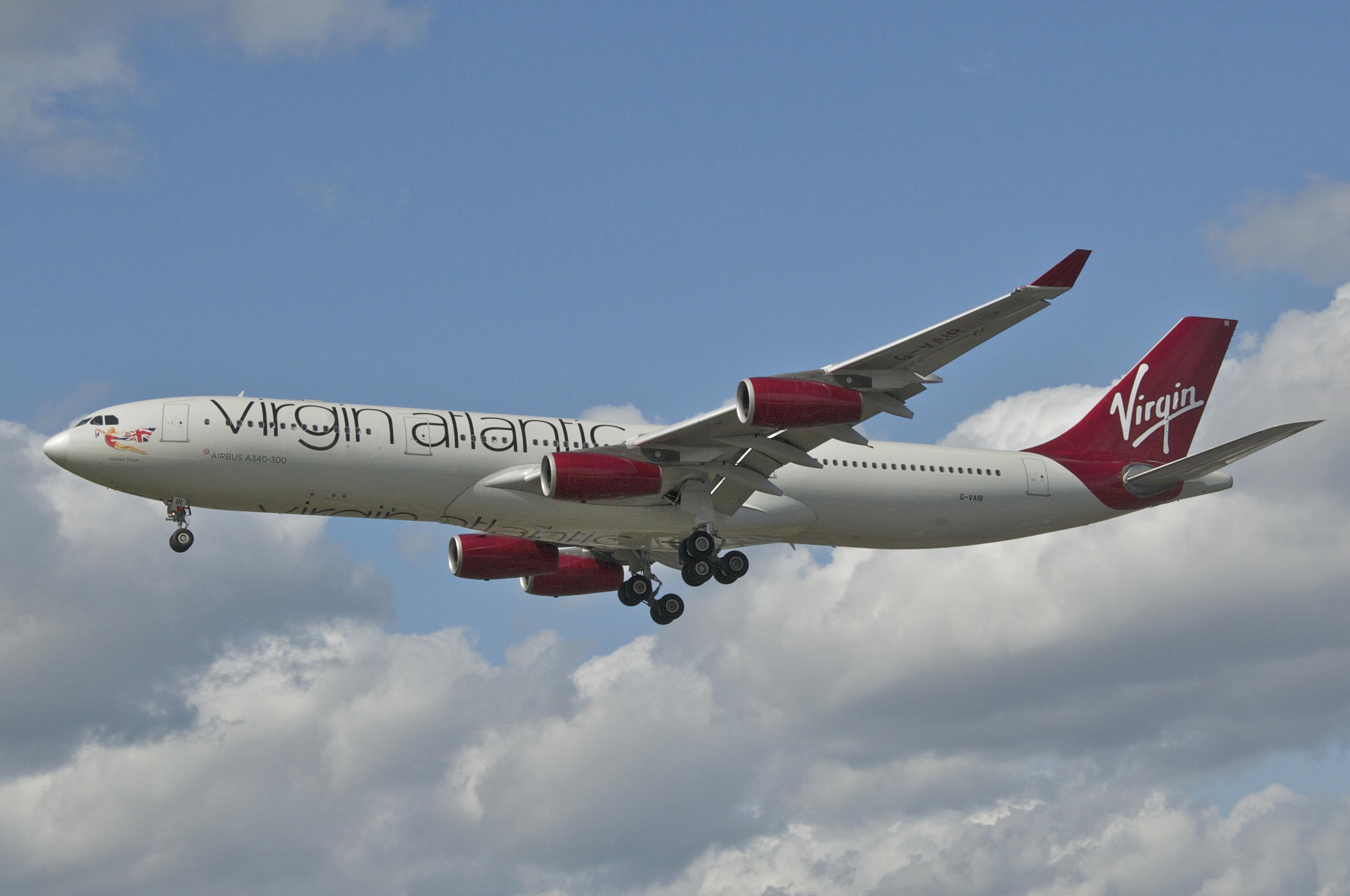 エアバス A340を運用している航空会社まとめ(2019/11/1現在)