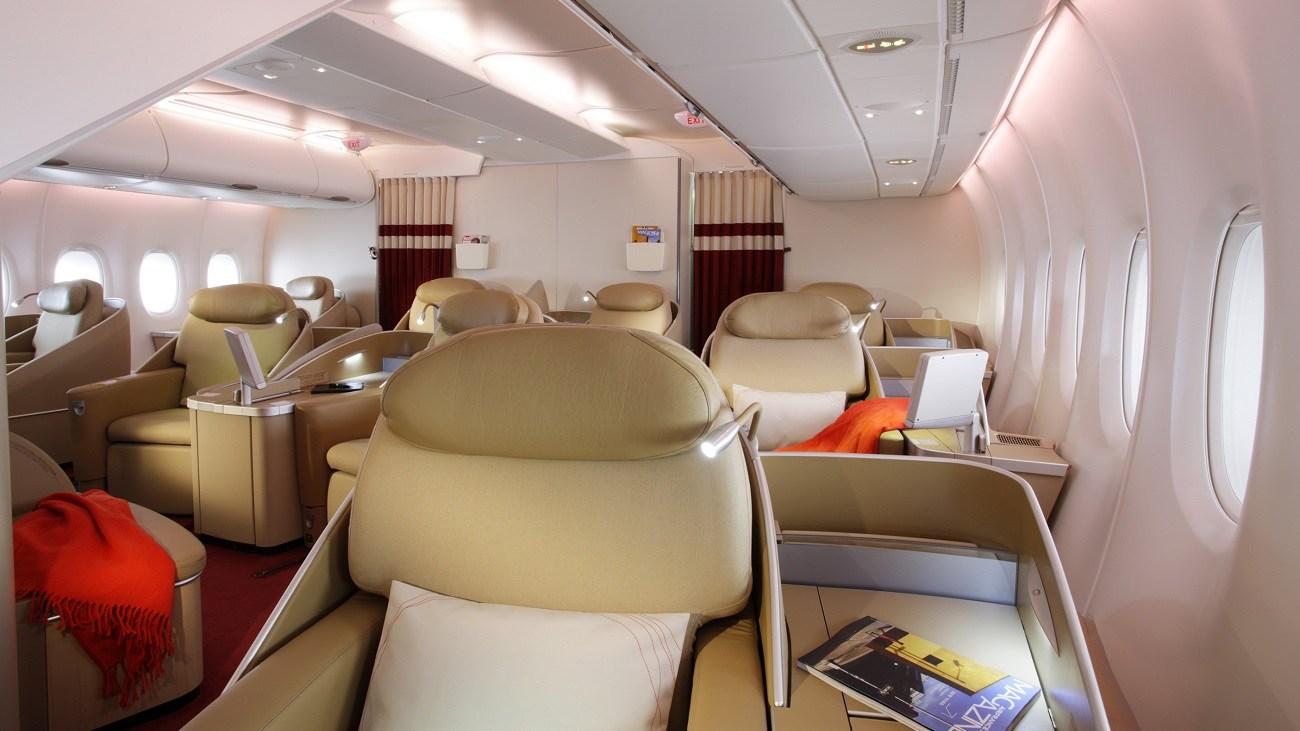 エールフランス航空(AF)のファーストクラス特典航空券予約がさらに厳しくなりました