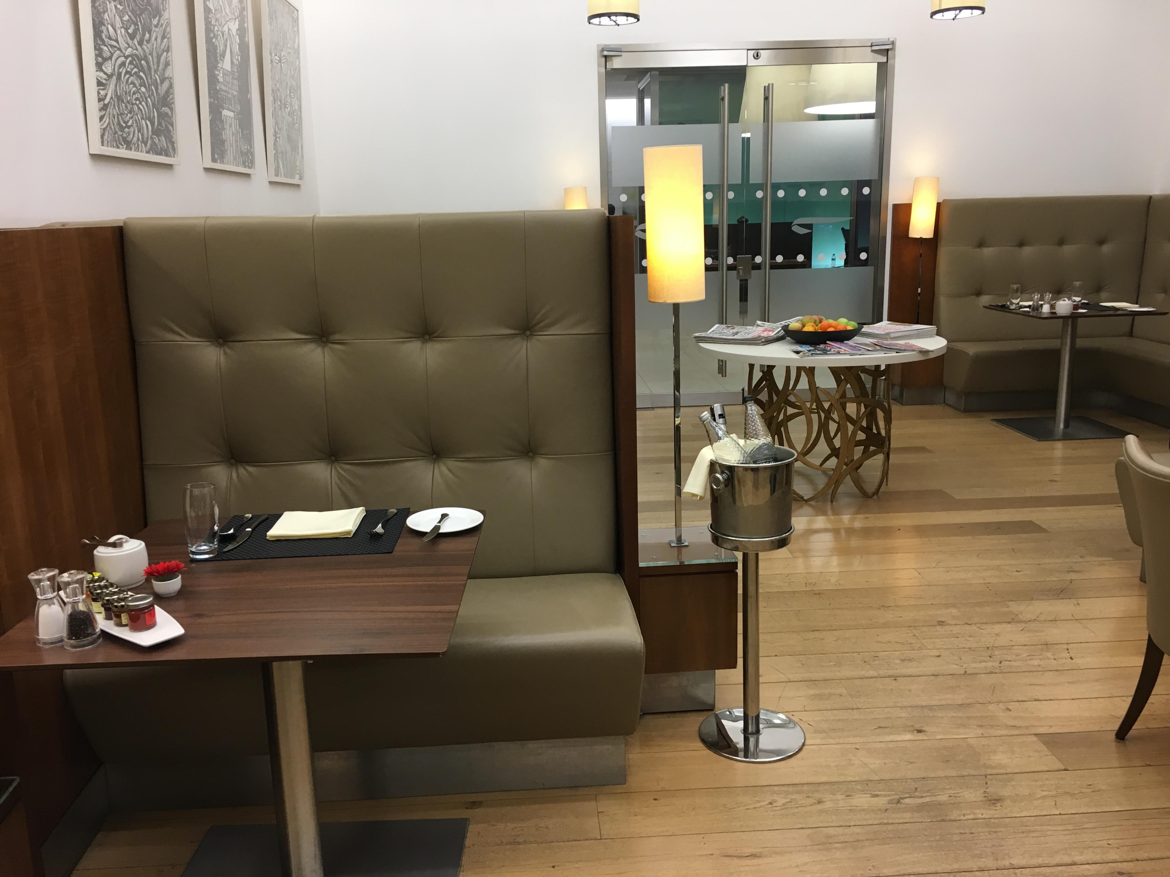 Lounge Review : ロンドンヒースロー(LHR) ターミナル5 ブリティッシュ・エアウェイズ(BA) アライバルラウンジ(Arrival Lounge)