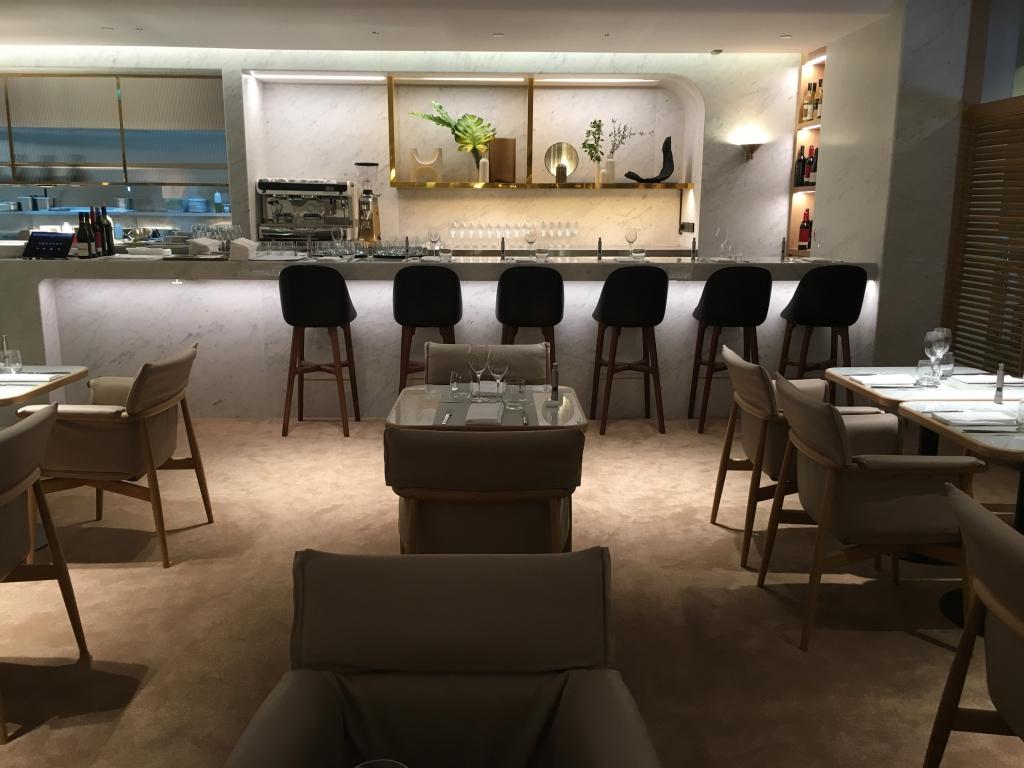 Lounge Review : シンガポール空港(SIN) ターミナル1 カンタス航空(QF) シンガポールファーストラウンジ(Singapore First Lounge)