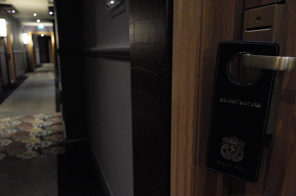 Hotel Review : ソフィテルレジェンド ザ グランド アムステルダム ジュニアスイートルーム(Sofitel Legend The Grand Amsterdam Junior Suite Room)