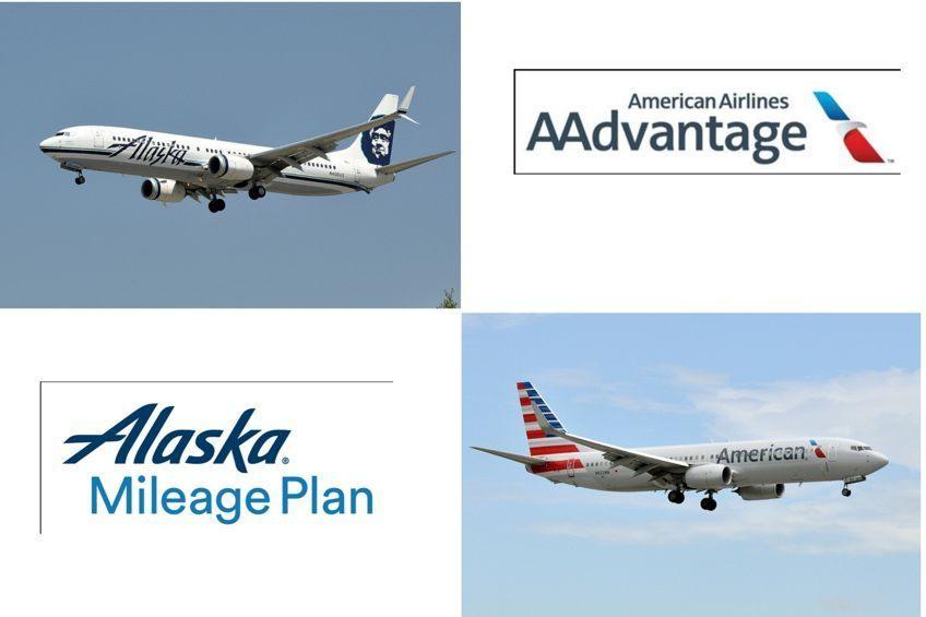 アラスカ航空(AS)とアメリカン航空(AA)がついに提携解消(2020/3/1から)