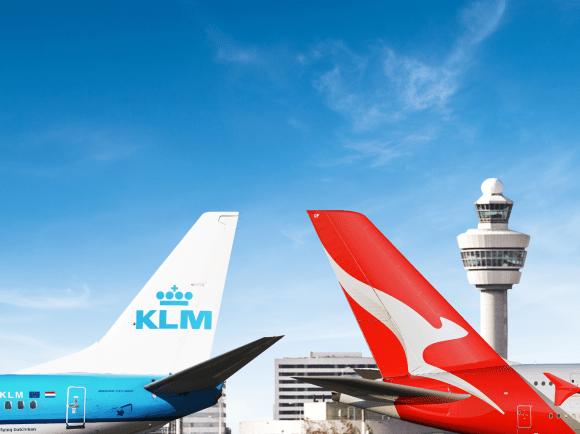 フライングブルー(FlyingBlue)とカンタス航空(QF)のマイレージがより強固な提携を開始