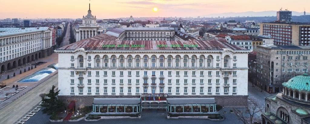 ブルガリア・ソフィアにあるホテルチェーンまとめ