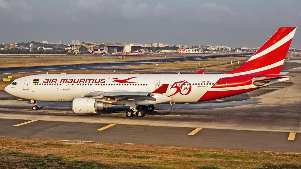 モーリシャス航空(MK)の以遠権フライト