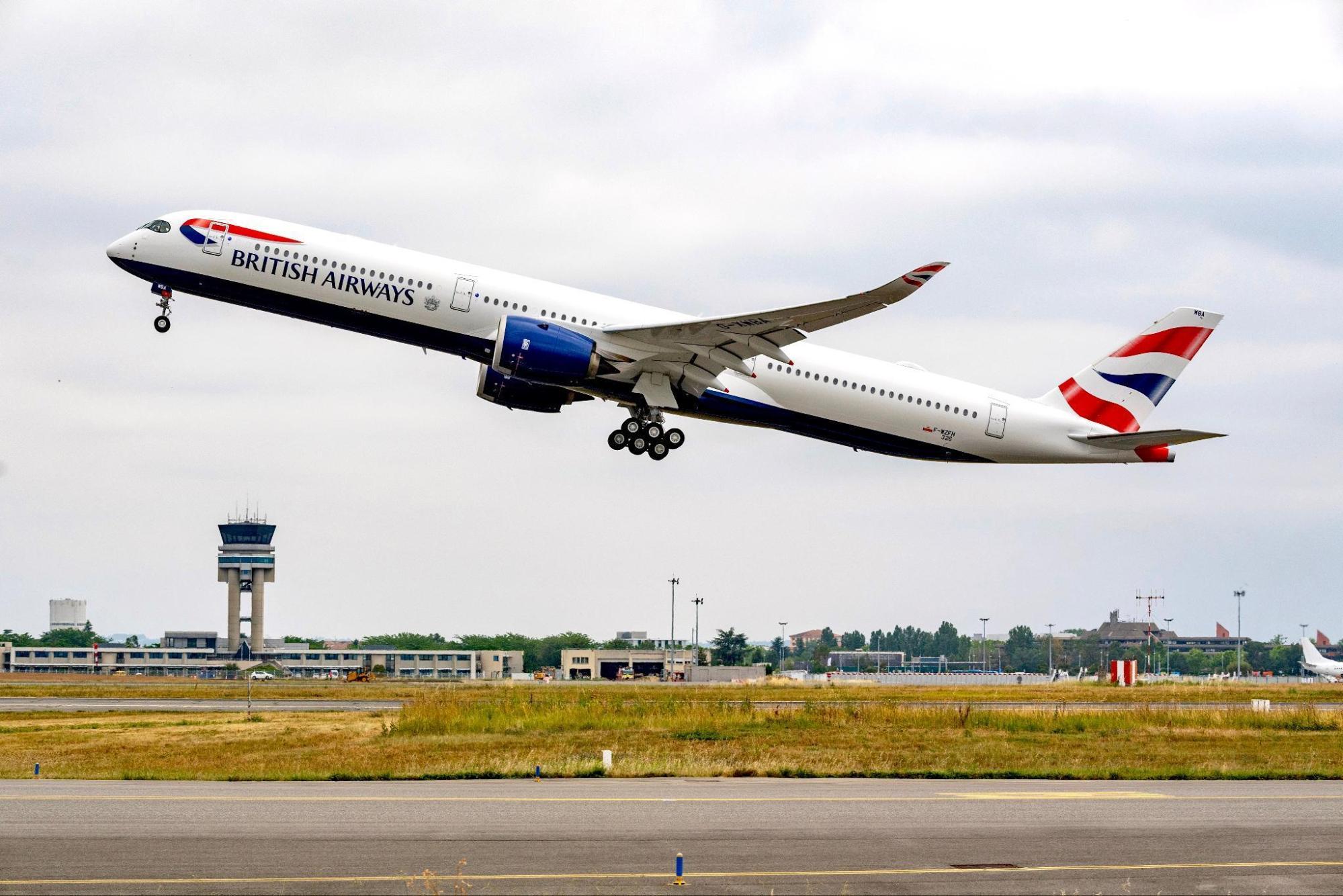 機内WiFi設備を搭載しているブリティッシュ・エアウェイズ(BA)の機材まとめ(長距離機材編)