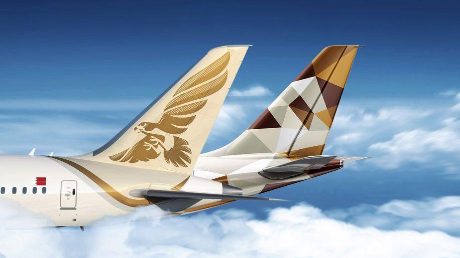 エティハド航空(EY)のマイレージで、ガルフエア(GF)のフライトが予約可能に!