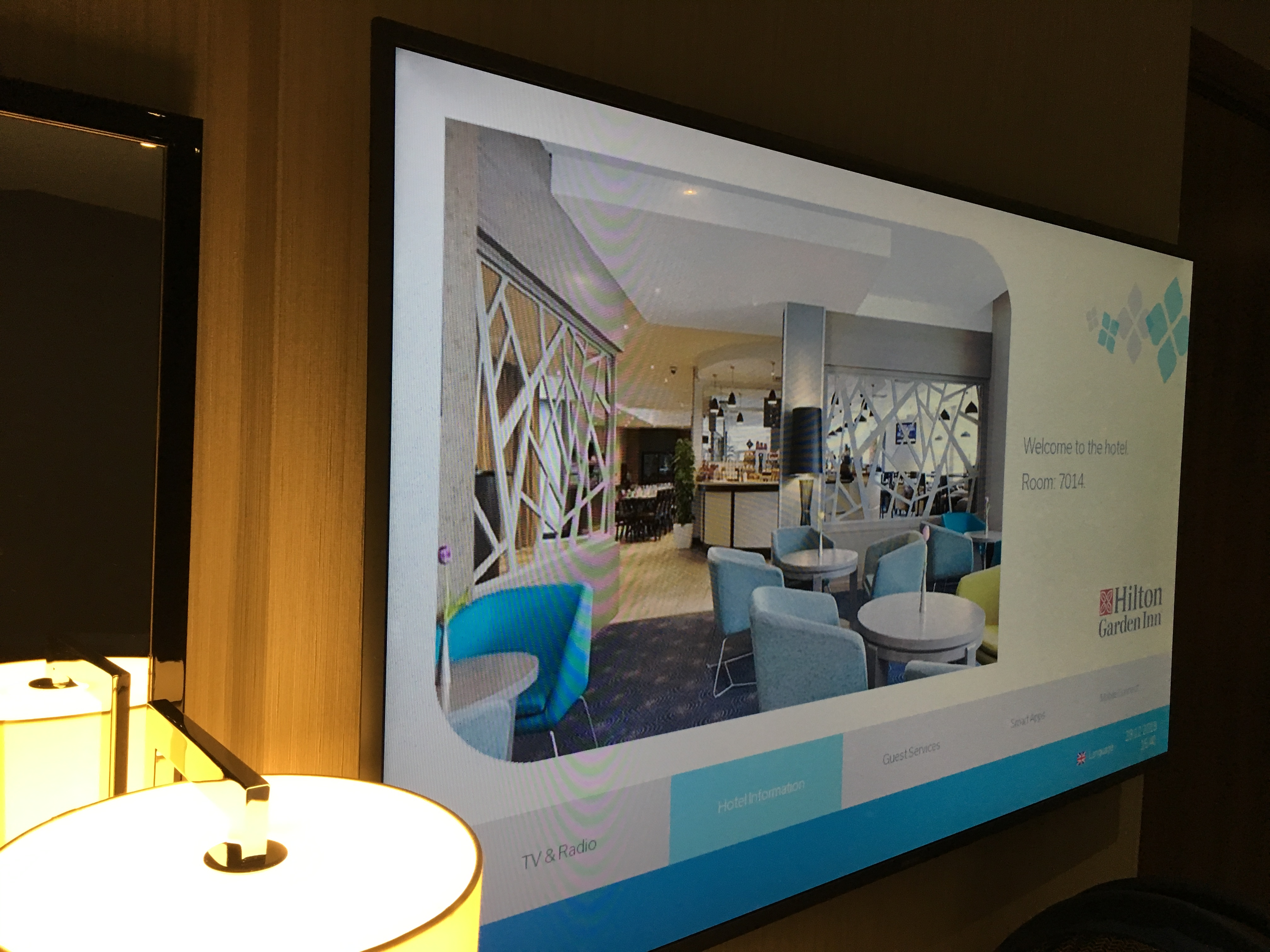 Hotel Review : ヒルトンガーデンイン ロンドンヒースロー ターミナル2, 3(Hilton Garden Inn London Heathrow Terminals 2 and 3)