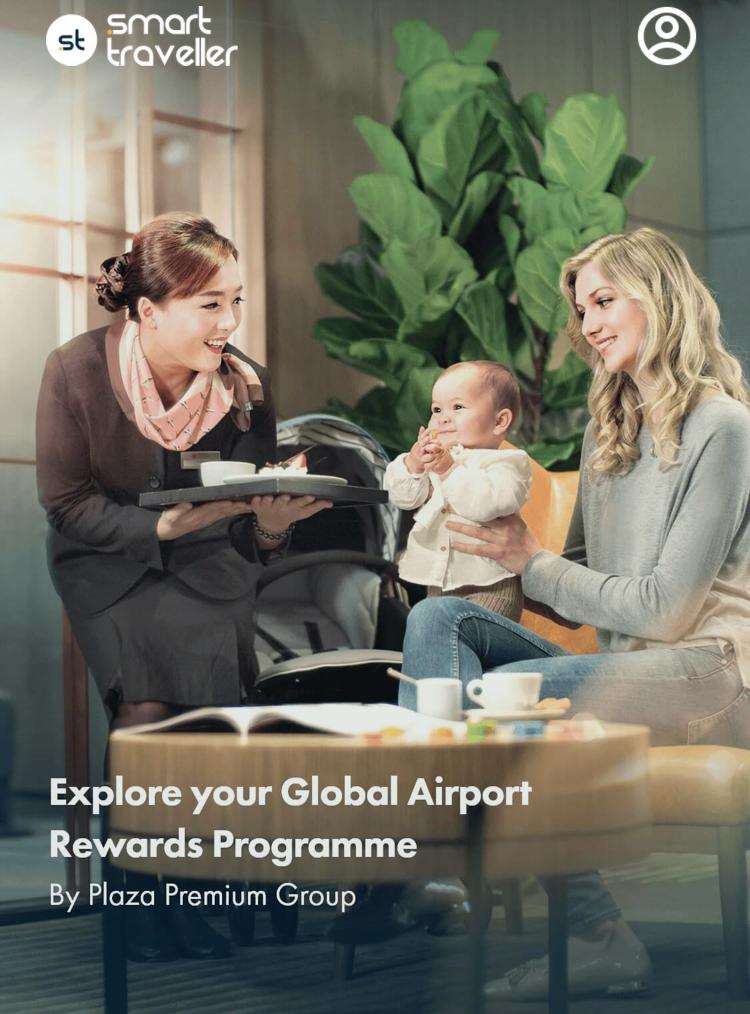 プラザプレミアムのポイントプログラム「Smart Traveller」をご存知ですか?
