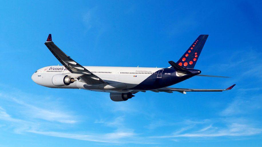 ブリュッセル航空(SN)の以遠権フライト