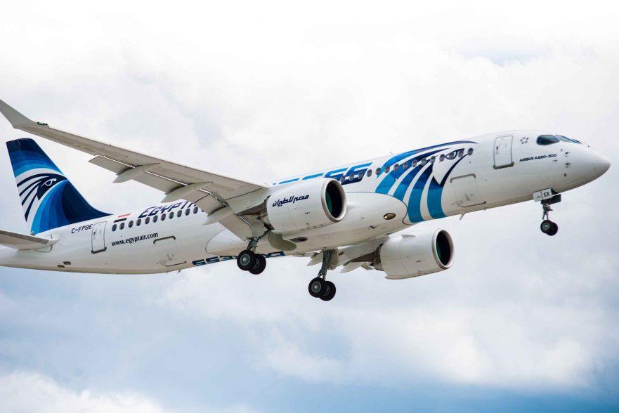 エジプト航空(MS)の以遠権フライト