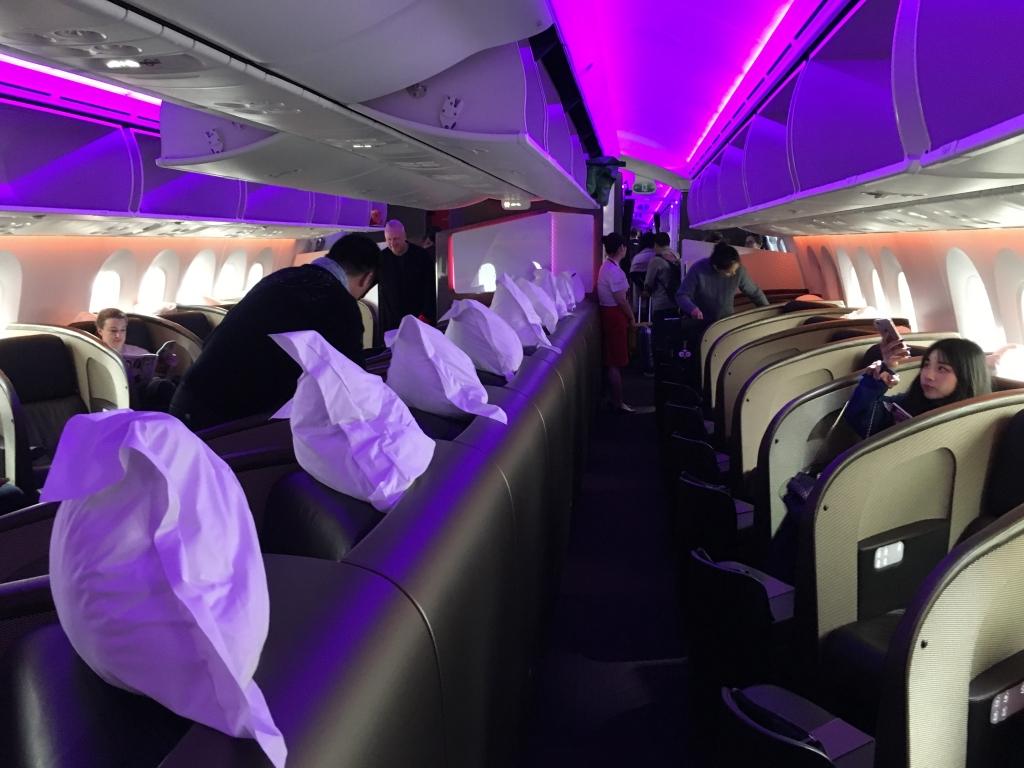 ヴァージン・アトランティック航空(VS)のインド路線が再び活性化しています