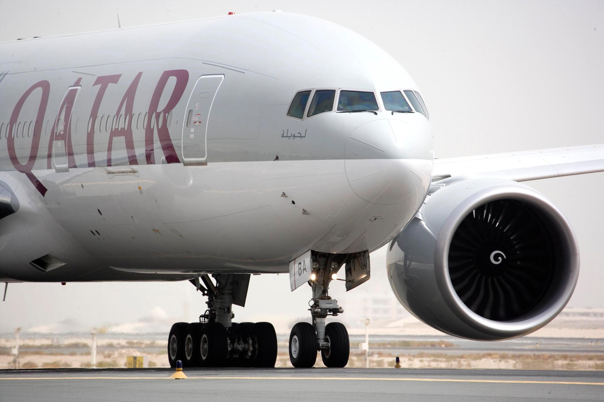 カタール航空(QR)の世界の流れに逆行する「逆張り」フライト