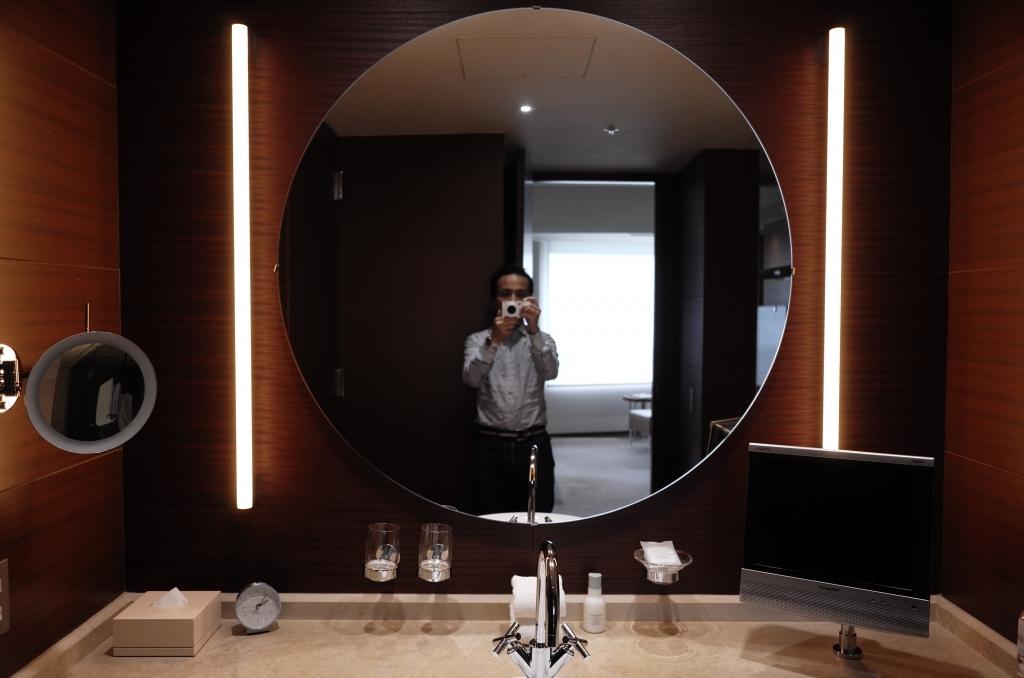 ハイアット ライフタイムグローバリストへの道#54(グランドハイアット東京 エグゼクティブキングスイート(Grand Hyatt Tokyo Executive King Suite Room))