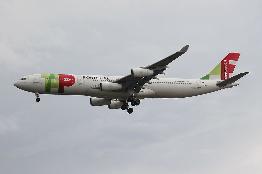 TAPポルトガル航空(TP)の以遠権フライト
