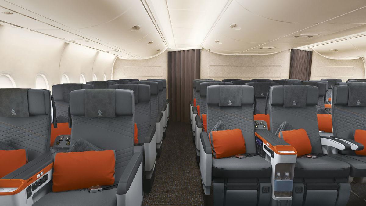 シンガポール航空(SQ)の座席指定料金が改善