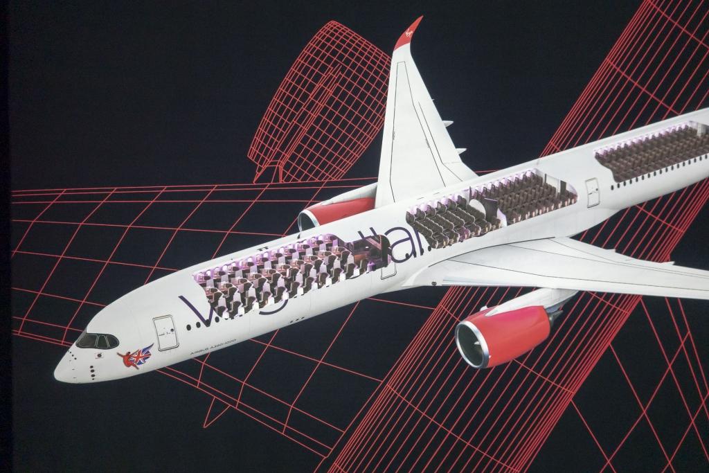 ヴァージン・アトランティック航空(VS)の2020年4月のフライト計画