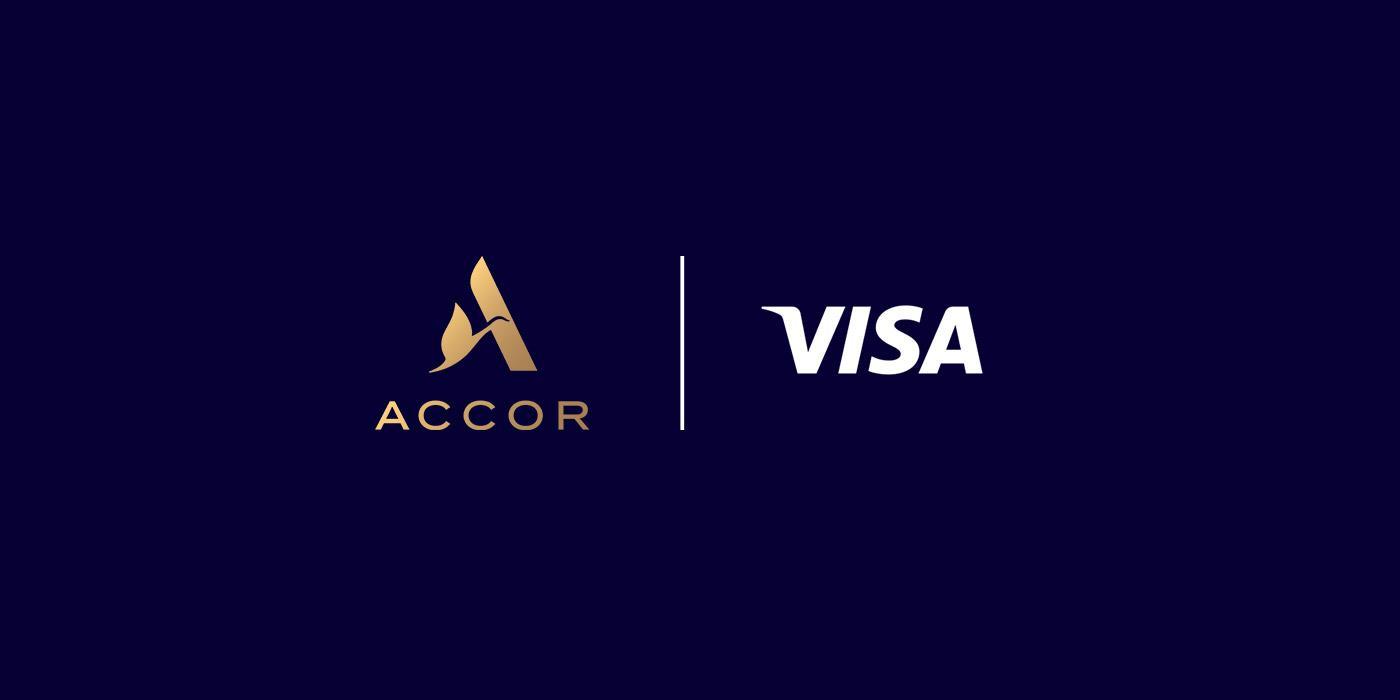 アコーホテルズとVISAカードが提携を発表